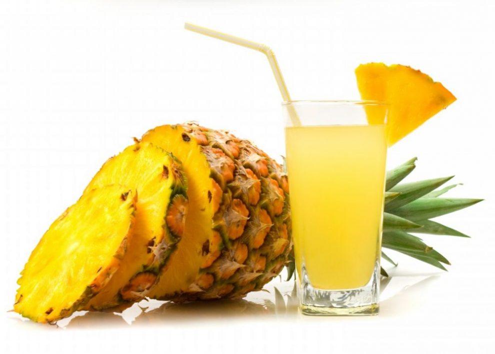 Suc ananas beneficii