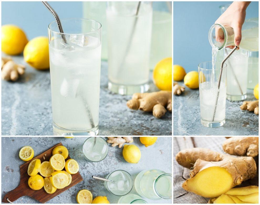 limonada cu ghimbir pentru slabit)