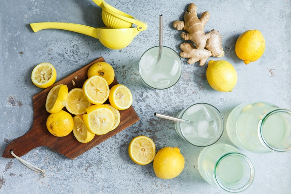 Limonada cu ghimbir beneficii