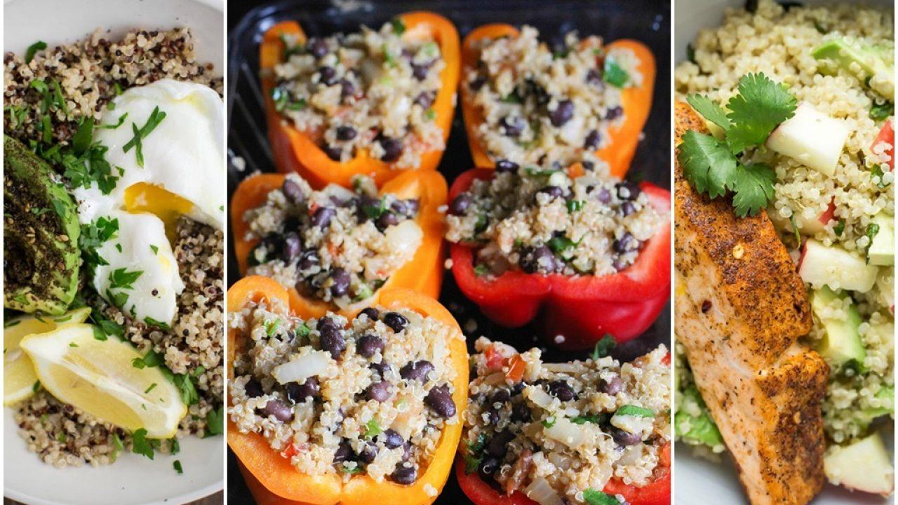 Quinoa şi chia: au fibre pentru slăbire