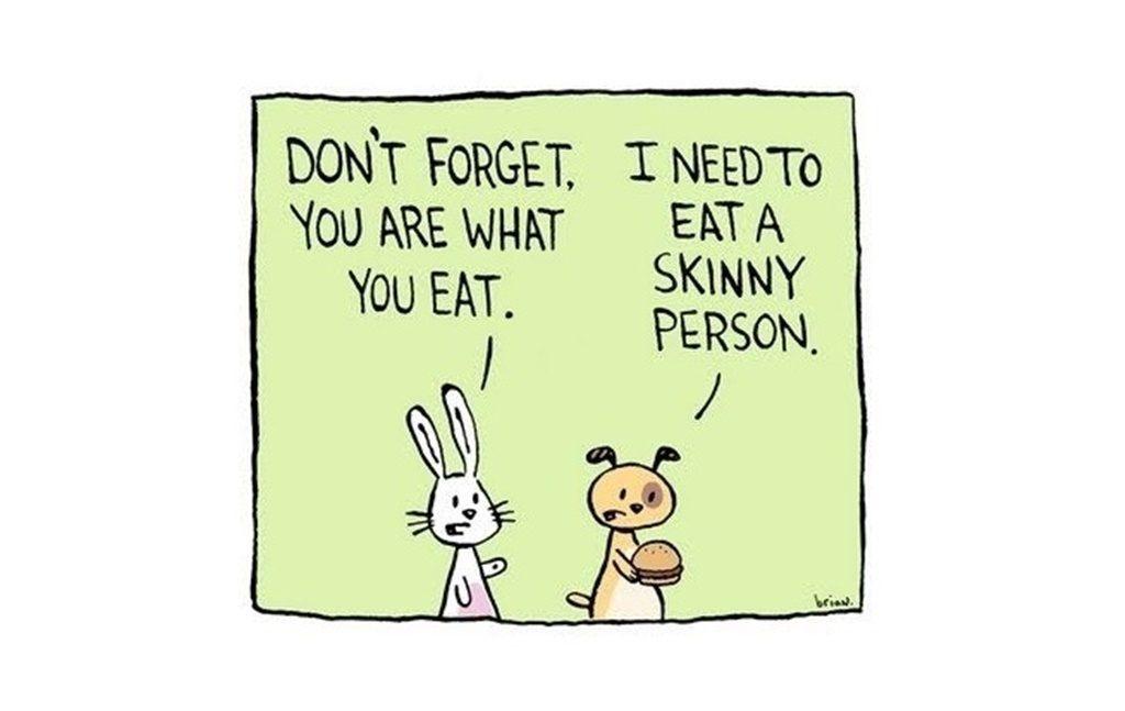 Cele mai bune glume despre diete