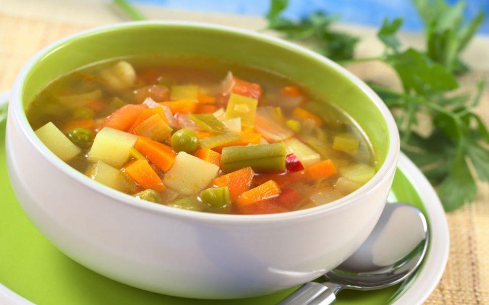 ciorbe de legume pentru slabit tae bo pentru a pierde în greutate rapid
