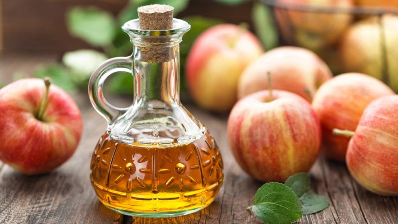 Otet din cidru de mere pentru ficat