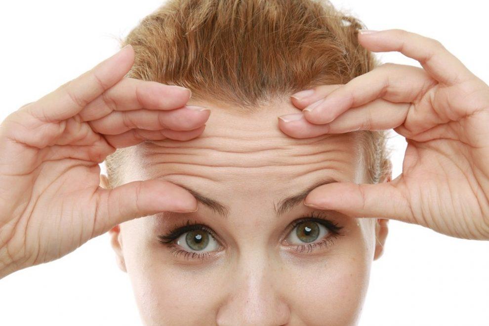 Riduri și vedere, Tratament corector Riduri - Ochi, Buze, Frunte