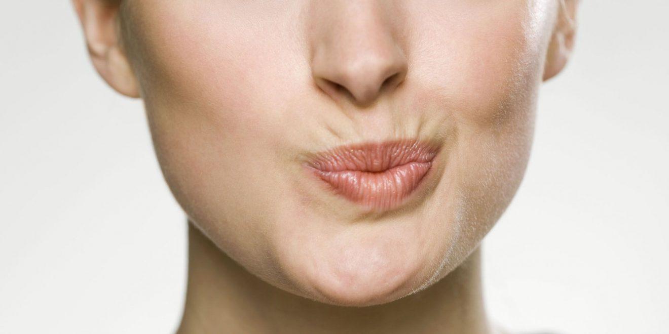 Pierderea grăsimii în jurul gurii