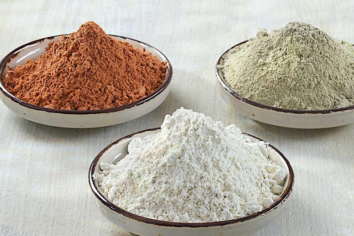 varicoză și argilă