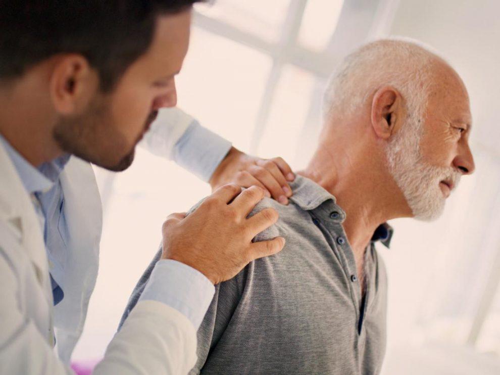 dureri de umăr cancer pulmonar medicament pentru tratamentul articulațiilor cotului